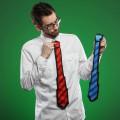 La cravate 8 bits