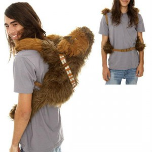 Sac à dos Chewbacca Star Wars