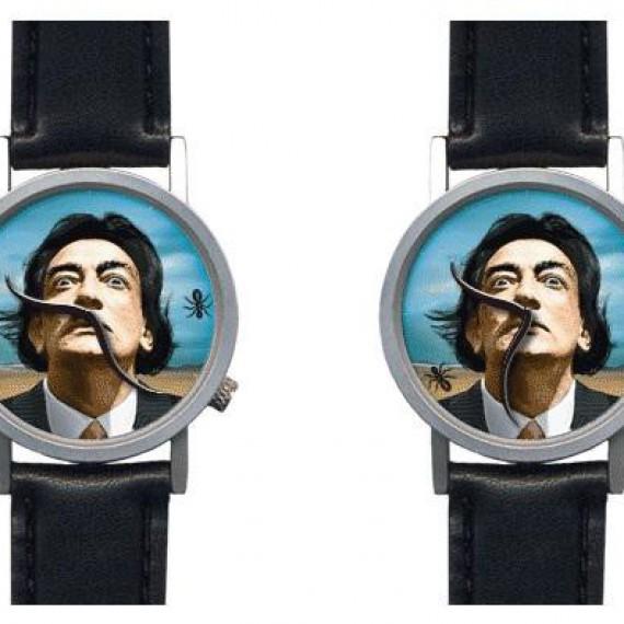 La montre Dali