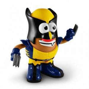 Monsieur Patate Wolverine Marvel
