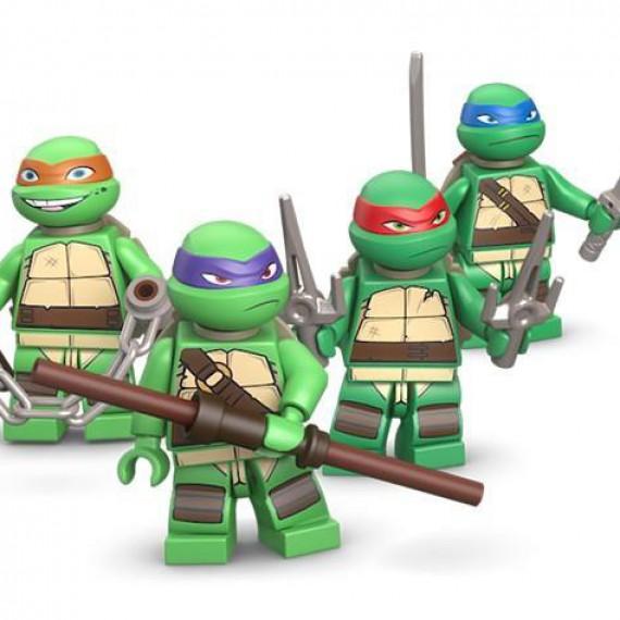 Lego tortues ninja le rep re des tortues jouets originaux for Repere des tortue ninja
