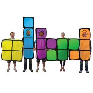 Le costume Tetris