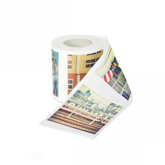 Le papier toilettes Polaroid