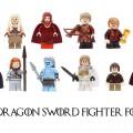 Lego Game of Thrones (non officiel)
