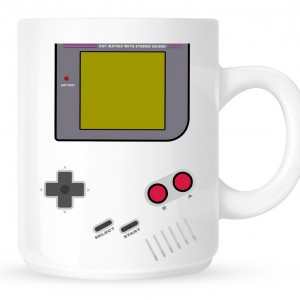 Mug Gameboy Geekboy