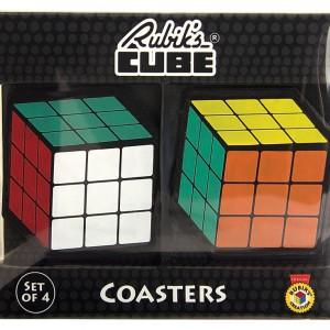 Dessous verre Rubik's Cube (x 6)