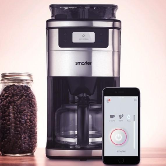 Machine à café Smartphone