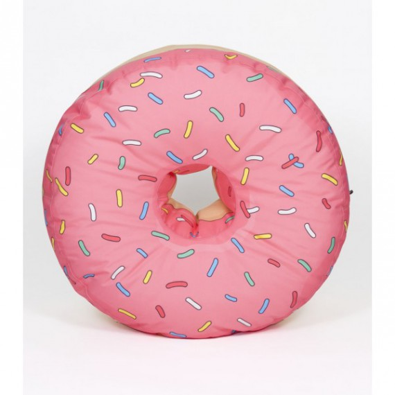 Pouf géant donut The Simpsons