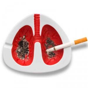 Le cendrier poumon qui tousse