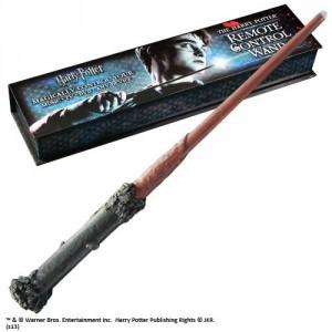 Télécommande baguette magique Harry Potter