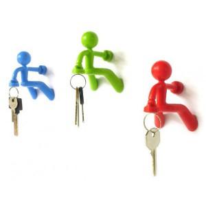 Accroche clé Key Pete