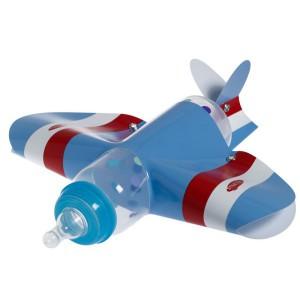 Avion pour biberon - BibronPlane