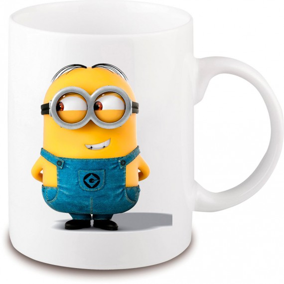 Mug Minions - Moi, moche et méchant