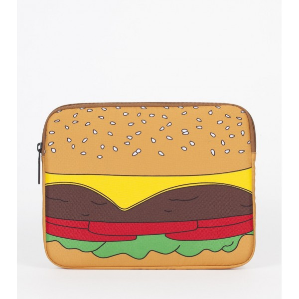 Housse pour ipad tablette burger woouf for Housse woouf