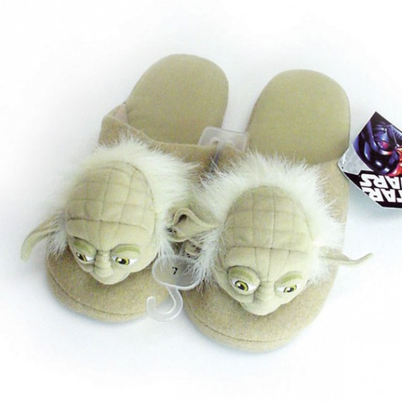 Chaussons Maitre Yoda Star Wars