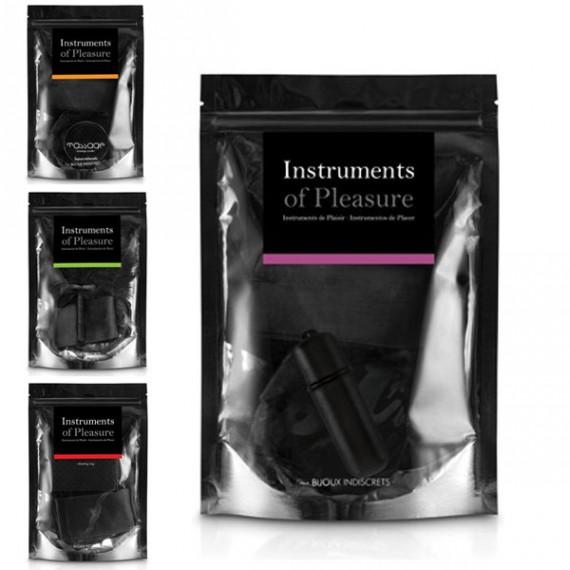 Pochettes instruments de plaisir