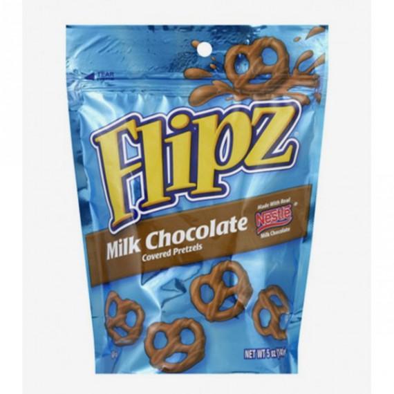 Boîte de Bretzel Flipz au chocolat au lait