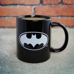 Mug DC COMICS Batman Glow in the Dark