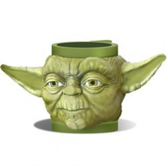 Mug Star Wars Yoda 3D