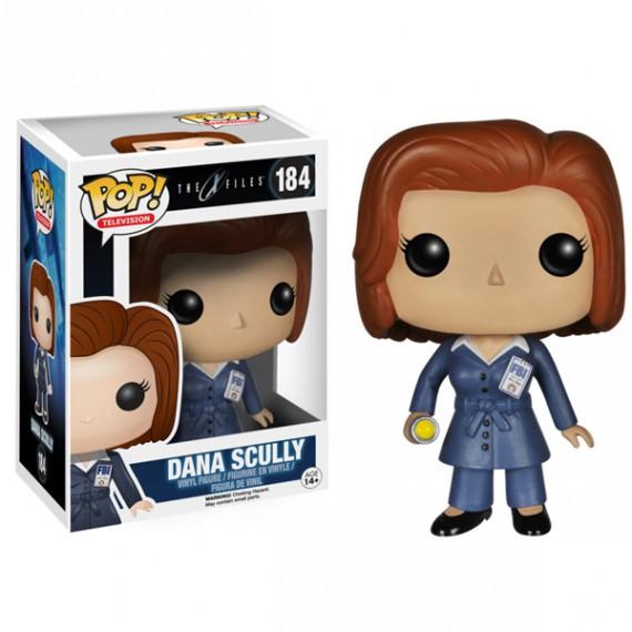 Figurine POP Dana Scully X-Files
