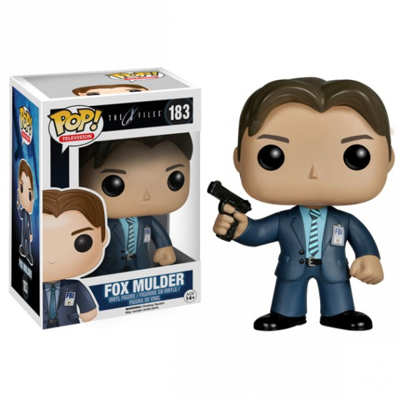 Figurine POP Fox Mulder X-Files