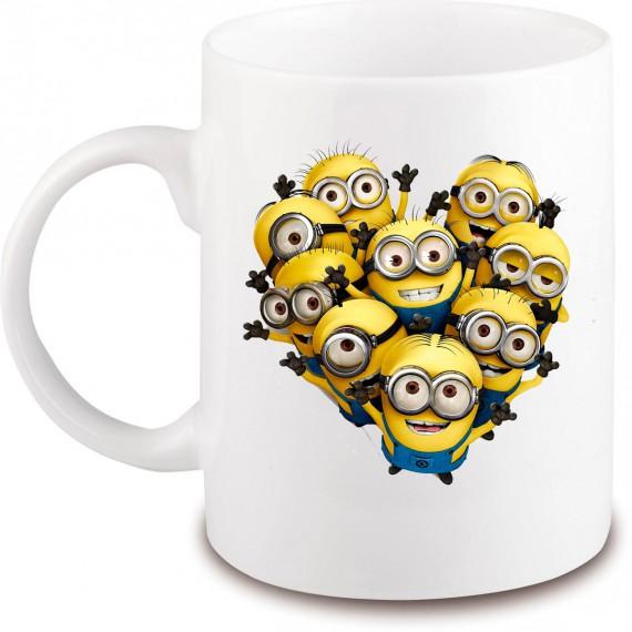 Mug Les Minions Love