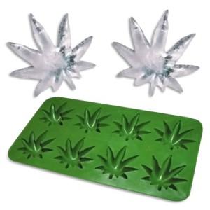 Moule 8 glaçons cannabis