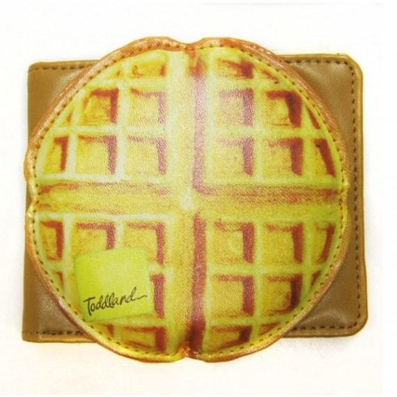 Portefeuille gaufre - Toddland