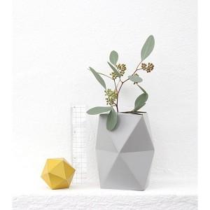 Vase pliable en carton