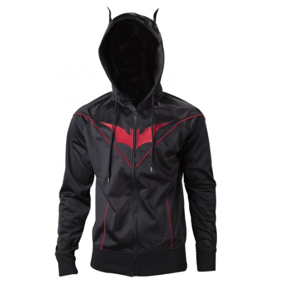 Sweat-shirt Batman ZIp capuche cosplay injustice