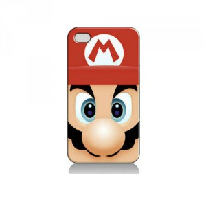 Coque Mobile Super Mario Bros Face
