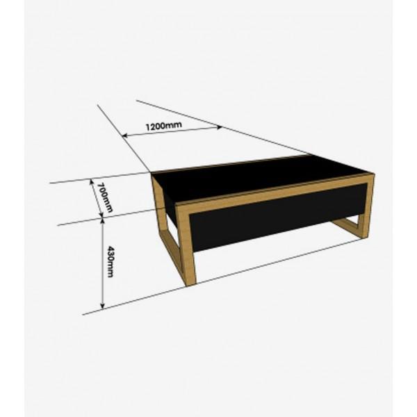 table d 39 arcade arcane. Black Bedroom Furniture Sets. Home Design Ideas