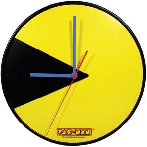 Pendule horloge Pac-Man