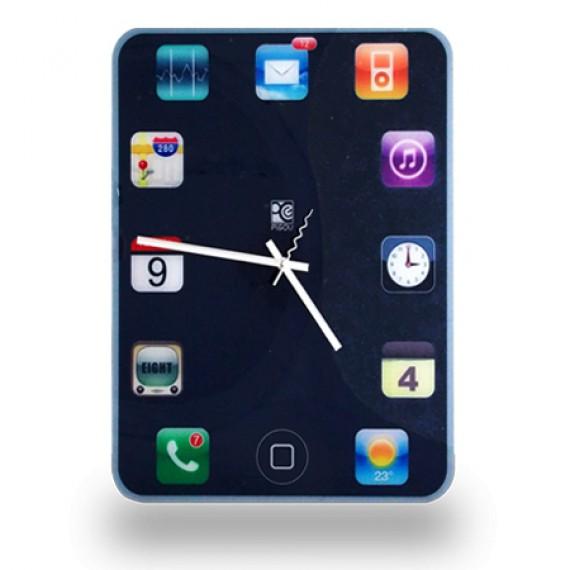 Horloge murale iPhone