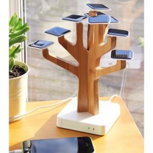 Chargeur solaire Arbre Suntree