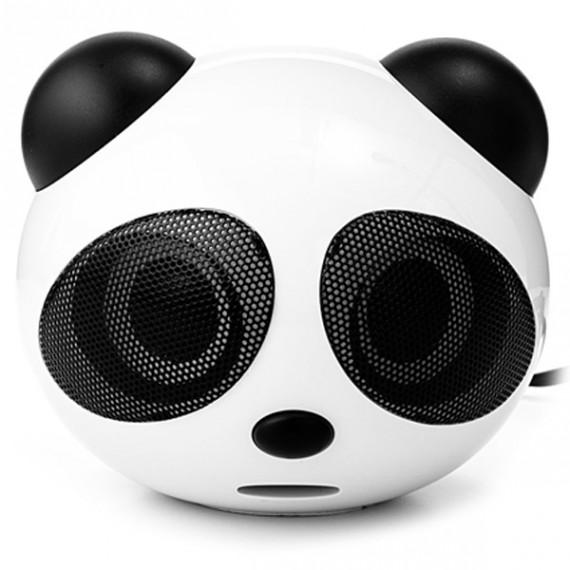 Haut parleur panda