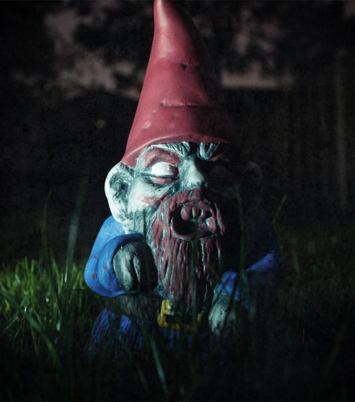 Nain de jardin zombie commentseruiner - Nain de jardin en terre cuite ...