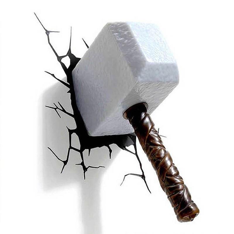 la veilleuse le marteau de thor