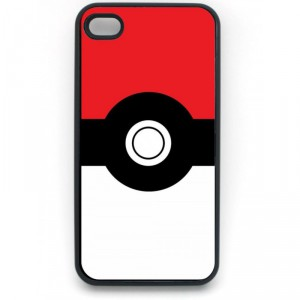 Coque mobile Pokeball