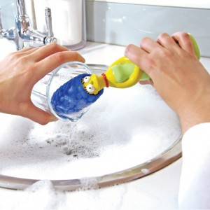 Éponge à vaisselle Marge Simpson