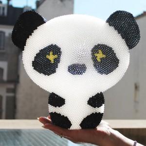 Oeuvre d'art Mini Panda par Straw-k