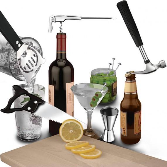 Coffret à outils pour cocktails
