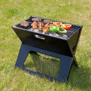 Barbecue portable pliant Notebook