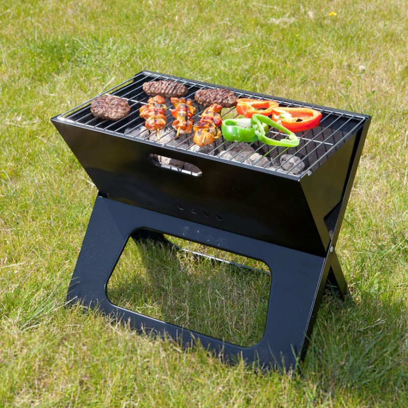 barbecue portable pliant notebook. Black Bedroom Furniture Sets. Home Design Ideas