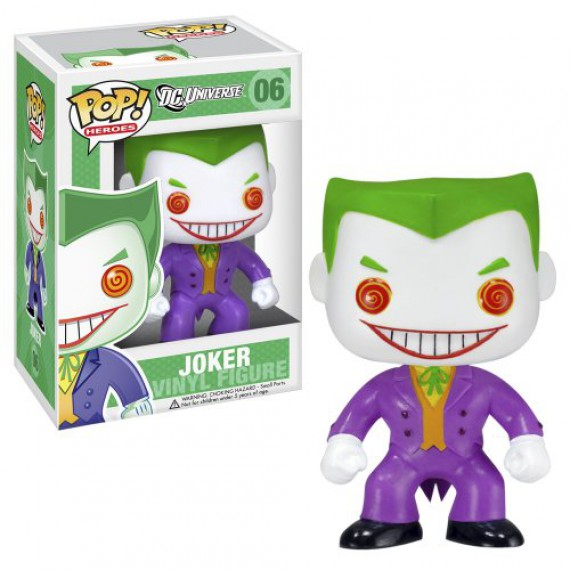 Figurine POP DC Comics Joker Batman
