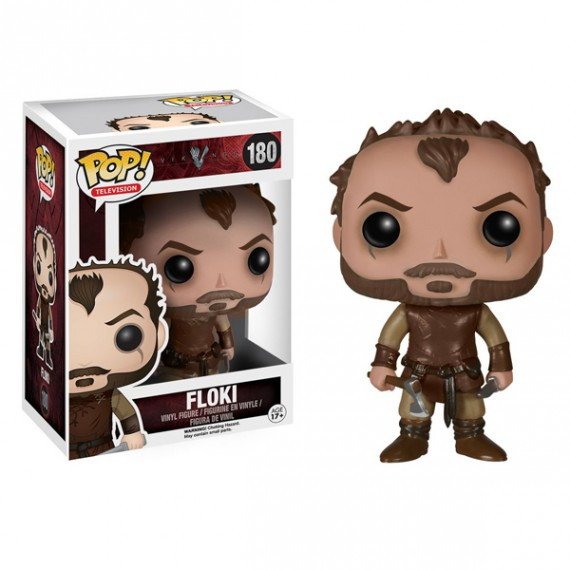 Figurine Pop ! Vikings Floki