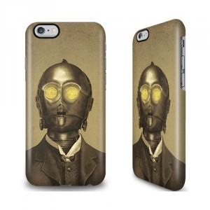 Coque 3PO Star Wars smartphones