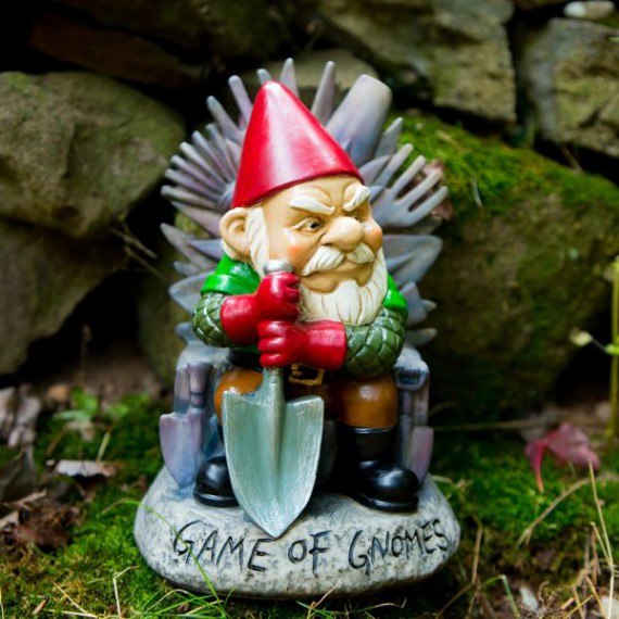 Nain de jardin Game of Thrones