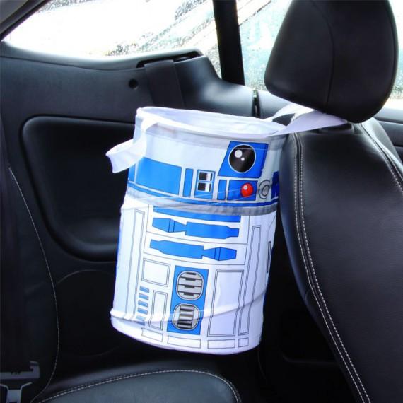 Poubelle pour voiture R2-D2 Star Wars