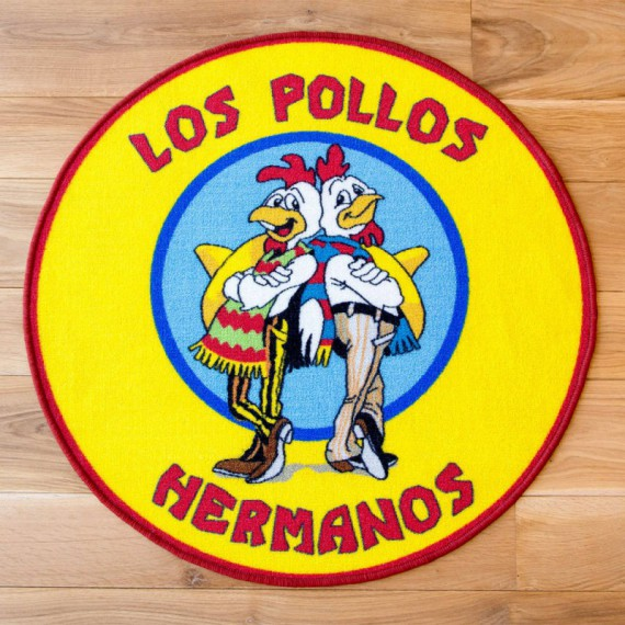 Tapis Breaking Bad Los Pollos Hermanos